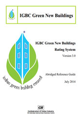 IGBC Green New Buildings Rating System Abridged Reference Guide