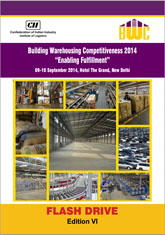 """Flash Drive Edition VI on Building Warehousing Competitiveness 2014: """"Enabling Fulfillment"""""""