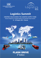 Flash Drive Edition V on Creating Value Across The Logistics Supply Chain
