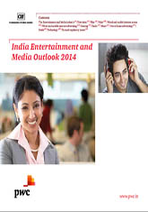 CII-PwC India Entertainment and Media Outlook 2014