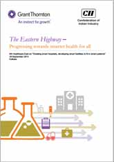 Report at 9th Healthcare East: The Eastern Highway – Progressing towards smarter health for all