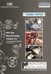Report on Next Gen Manufacturing: Industry 4.0