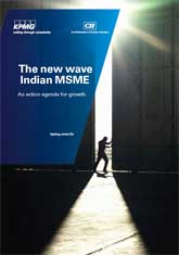 The new wave Indian MSME: An action agenda for growth