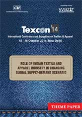 Role of Indian Textile and Apparel Industry in Changing Global Supply-Demand Scenario