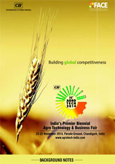 Building Global Competitiveness: Background Notes at CII 11th Agro Tech 2014