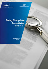 Being Compliant Demystifying Role of IT