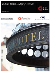 Indian Hotel Lodging Trends: CII Tourism Fest 2014