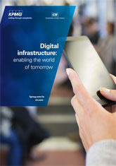 Digital infrastructure: enabling the world of tomorrow - A Report