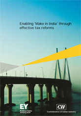 Enabling 'Make in India' through effective tax reforms – 2nd CII Global Tax Summit
