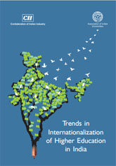 Trends in Internationalization of  Higher Education in India
