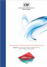 A Compendium of HR Case Studies by B School faculty