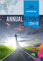 CII Coimbatore Annual Report 2014-15