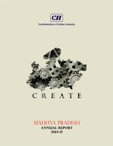 CII Madhya Pradesh Annual Report 2014-15