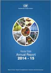CII Kerala Annual Report (2014-15)
