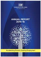CII Eastern Region Annual Report 2014-15