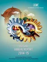CII Odisha Annual Report 2014-15