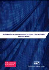 Globalisation and Development of Indian Capital Markets - A Report