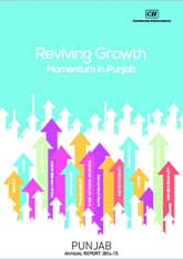 CII Punjab Annual Report 2014-15