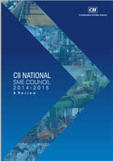 CII National SME Council 2014-2015: A Review