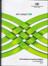 CSR Initiatives in Northern Region - A Compendium 2015