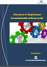 Background Publication: E2E – Education to Employment: Fostering Employability and Entrepreneurship