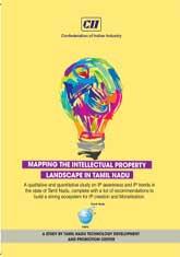 Study on Mapping The Intellectual Property Landscape in Tamil Nadu