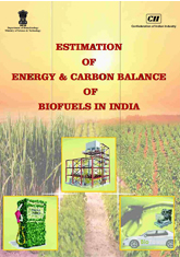 Report on 'Estimation of Energy & Carbon Balance of Biofuels in India'