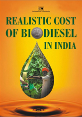 Report on 'Realistic Cost of Biodiesel in India'