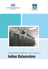 Report on 'Energy Efficiency Guidelines & Best Practices in Indian Data Centers'