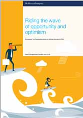 Report on Riding the wave of opportunity and optimism – 11th CII Mutual Fund Summit 2015