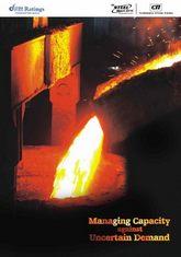 Managing Capacity against Uncertain Demand – A CII Steel Mart 2015 Report