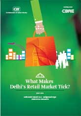 What Makes Delhi's Retail Market Tick? – A CII-CBRE Report