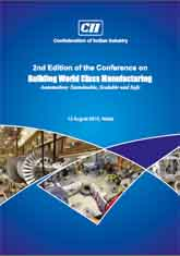 2nd Edition of the Conference on 'Building World Class Manufacturing' – A Dossier
