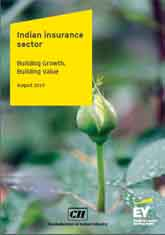 CII-EY report on The Indian Insurance Sector: Building Growth Building Value