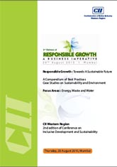 Responsible Growth : Towards A Sustainable Future