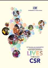 CII CSR Compendium- Transforming Lives through CSR