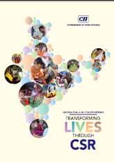 CII CSR Compendium- Transforming Lives through CSR