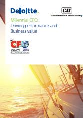 Millennial CFO – Driving Performance & Business Value