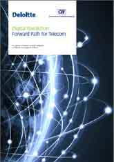 Digital Revolution: Forward Path for Telecom