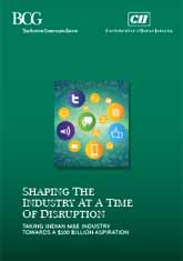 Shaping The Industry At A Time Of Disruption: Taking Indian M&E Industry Towards A $100 Billion Aspiration