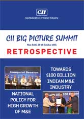 CII-Big Picture Summit- 2015 Retrospective
