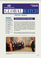 Global Watch - Inaugural Issue – October, 2015, Focus : Japan