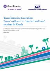 Transformative Evolution From 'wellness' to 'medical wellness' tourism in Kerala