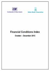 Financial Conditions Index October – December 2015