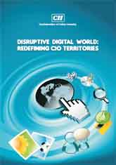 Disruptive Digital World: Redefining CIO Territories