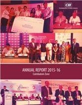 CII Coimbatore Annual Report 2015 - 16
