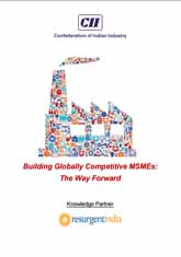 Building Globally Competitive MSMEs: The Way Forward