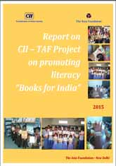 Report on CII - TAF Project on promoting literacy