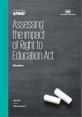 Assessing the impact of Right to Education Act