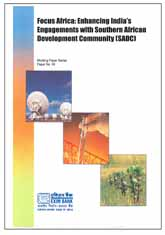 Focus Africa: Enhancing India's engagements with Southern African Development Community (SADC)